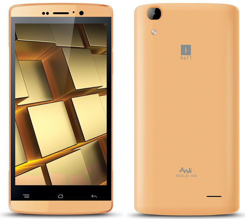 iBall Andi 5Q Gold 4G