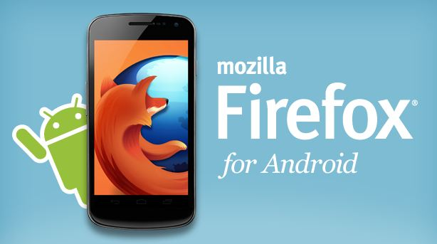 Firefox for android beta updates look for tablets future releases.