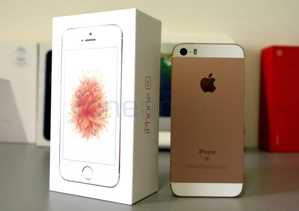 Iphone 5se Gold Price In India