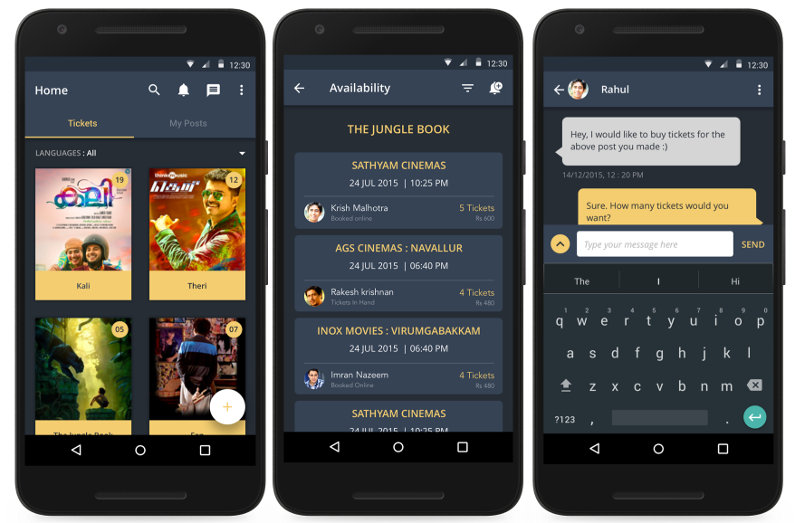 movie app android 2015