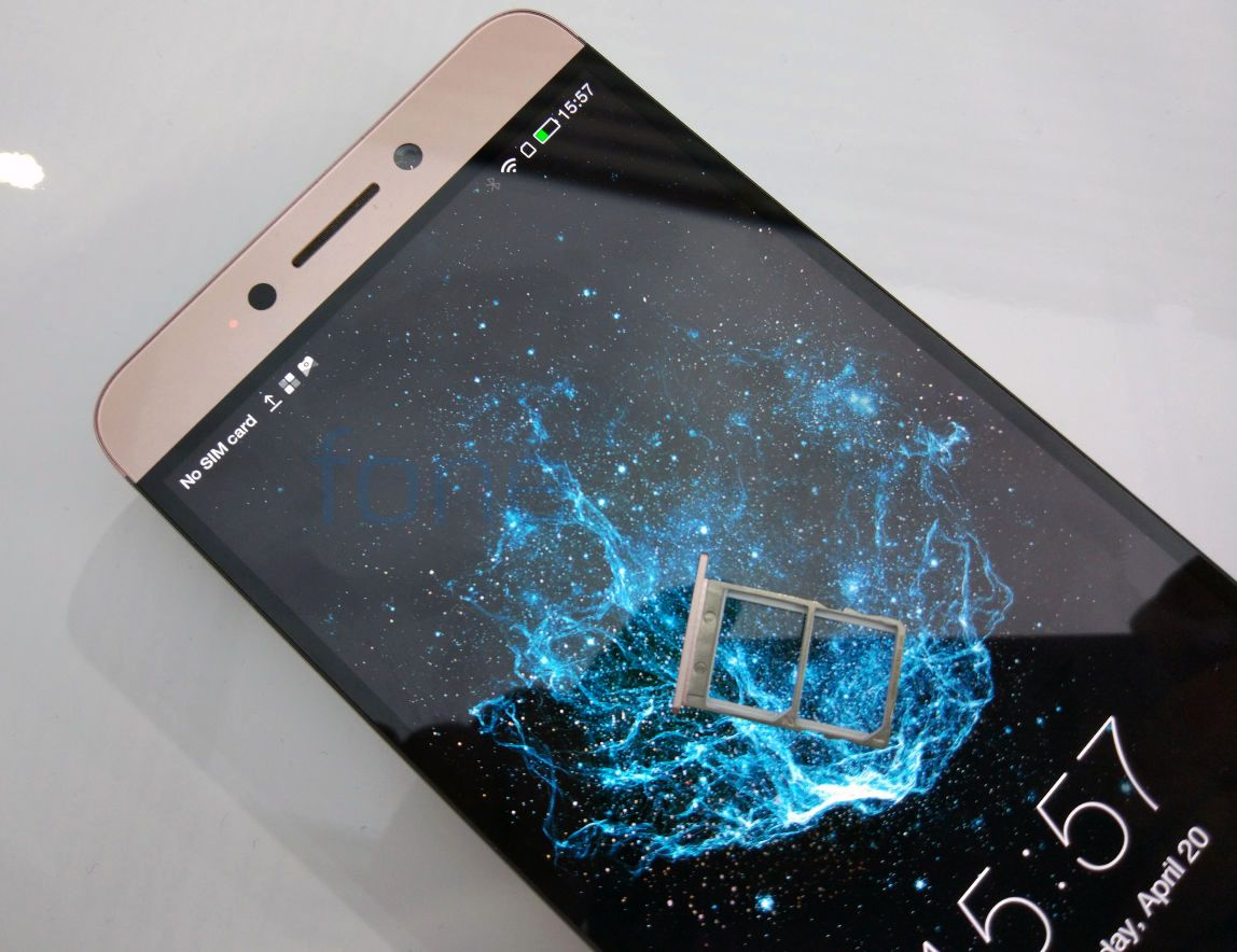 LeEco Le Max 2 Photo Gallery