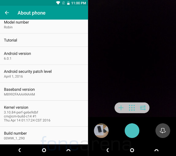 Nextbit Robin Android 6.0.1