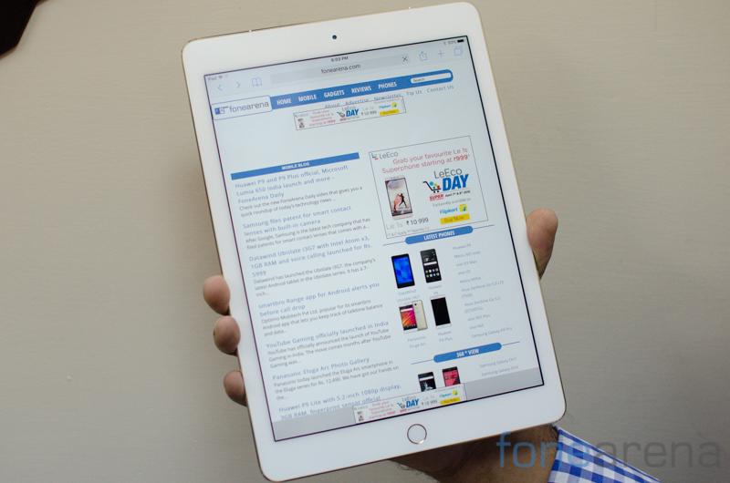 iPad Pro 9.7 Unboxing -2
