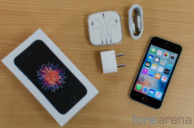 iPhone SE -5