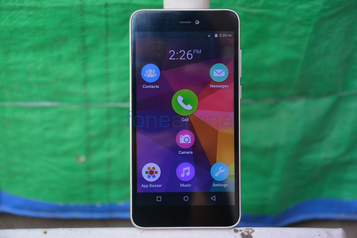 Micromax Canvas Spark 3 Q385 Review