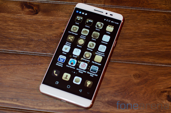 Coolpad Max Hands On Preview