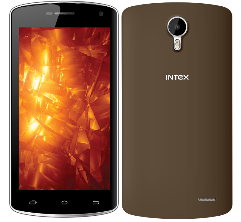 Intex Cloud Fame
