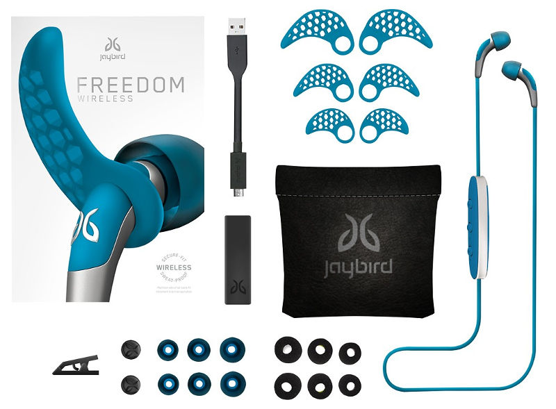ef7ed23ed46 Jaybird Freedom in-ear Bluetooth earbuds now available for $199.95