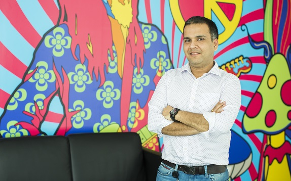 Manish Aggarwal, Vice President, Marketing Communications, Smart Electronics Business