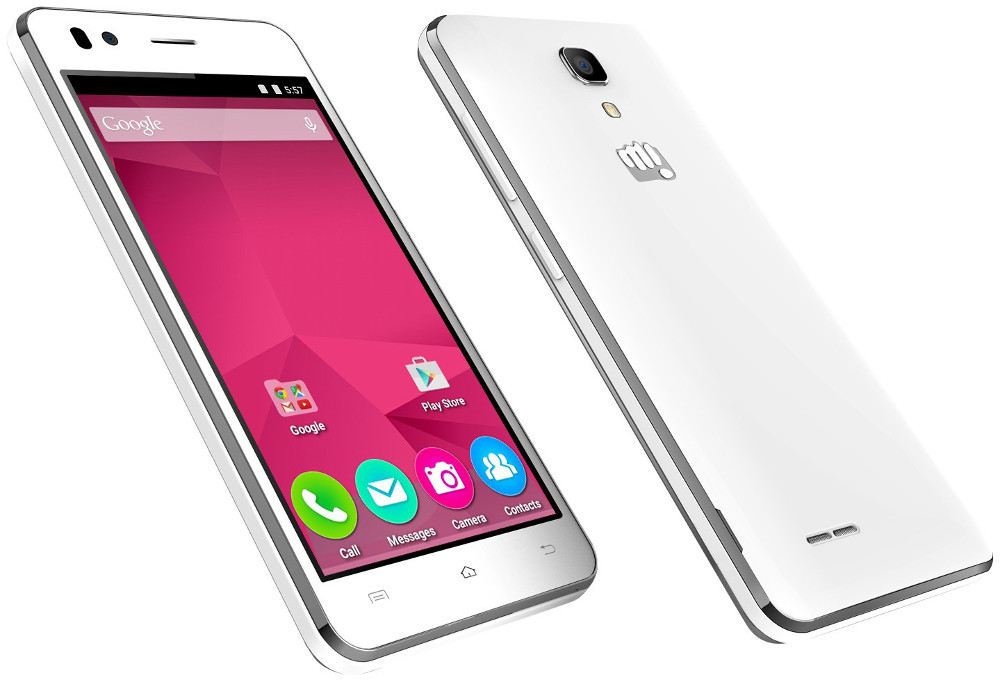 Micromax Bolt Selfie with 5MP front camera, 4G LTE launched