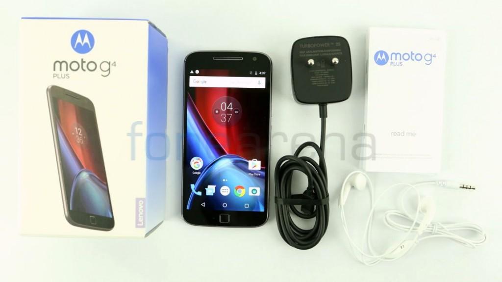 Motorola Moto G4 Plus Unboxing