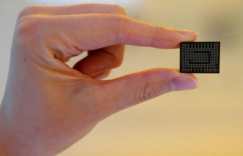 Samsung 512GB NVMe SSD