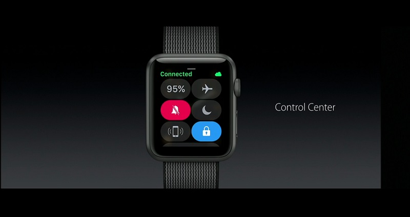 Apple Watch OS 3