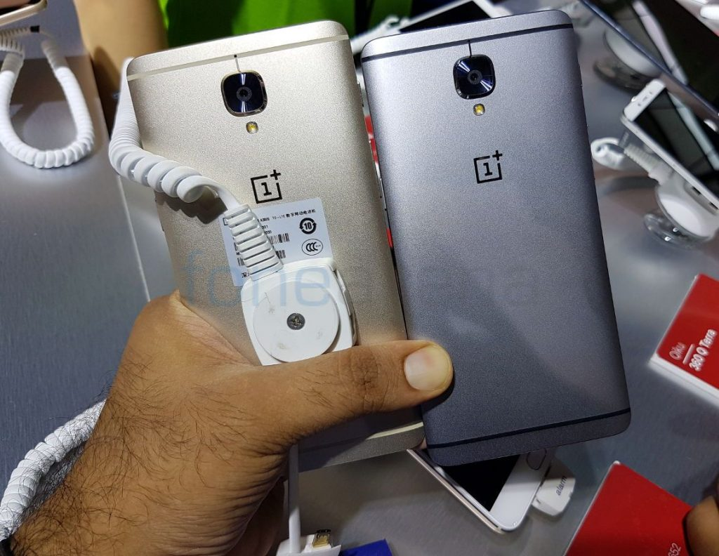 OnePlus 3 Soft Gold and Graphite_fonearena-03