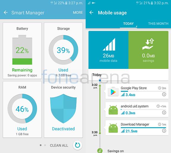 Samsung Galaxy J5 (2016) screens3