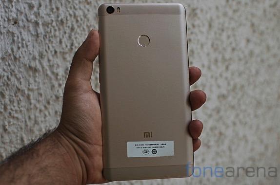 Xiaomi Mi Max Review - 52-3