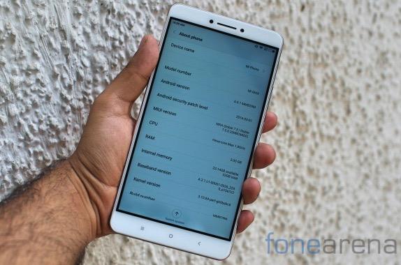 Xiaomi Mi Max Review - 6-3