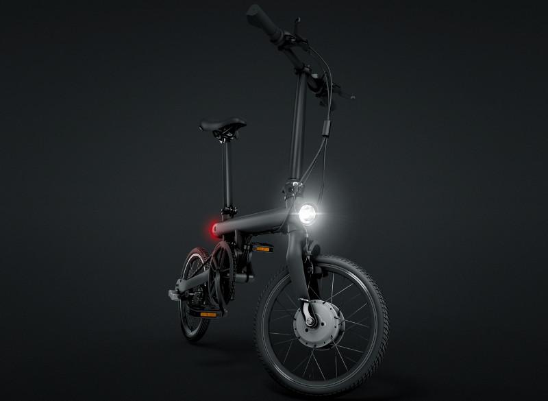 Xiaomi QiCycle foldable bike