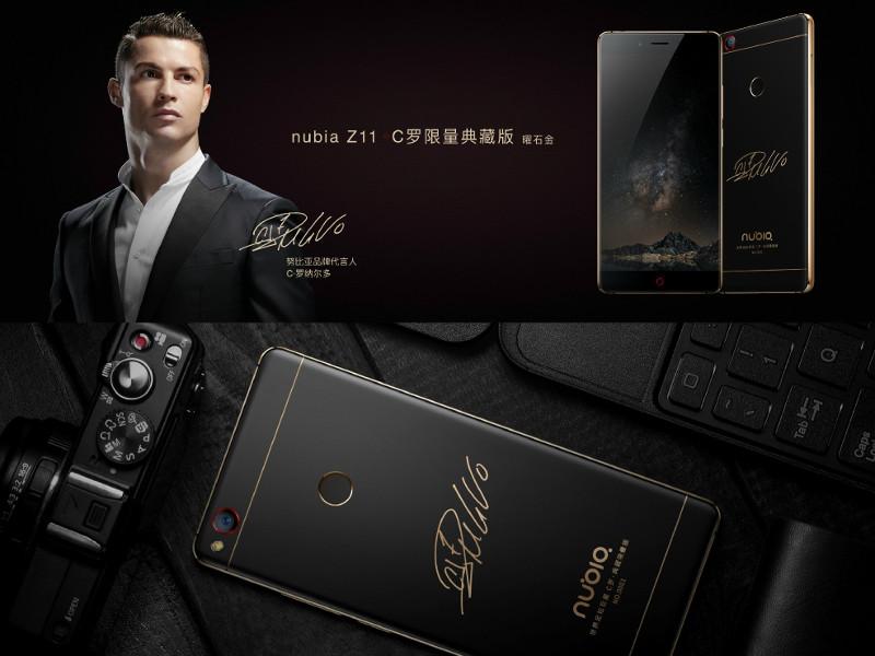 ZTE nubia Z11 C Ronaldo Edition