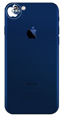 iPhone 7 Gets the Color Deep Blue Instead of Space Grey