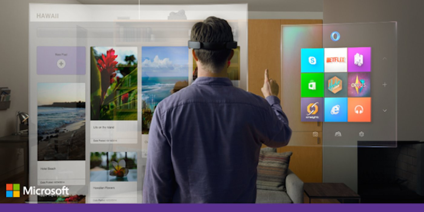 microosft hololens