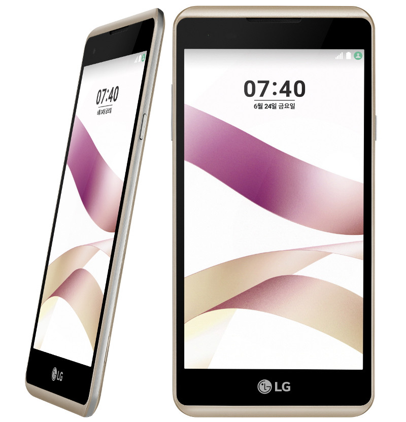 LG X5 and X Skin with Android 6 0, slim body, 4G LTE announced