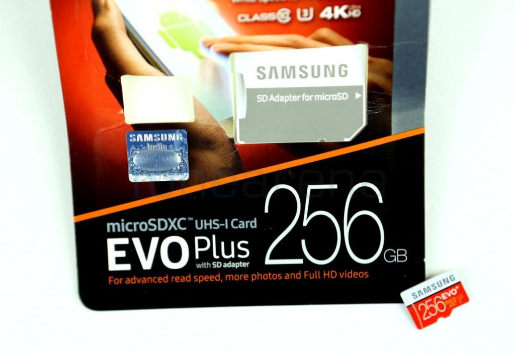 64gb 100mb S Merah Harga Source · Samsung EVO Plus 256GB microSD fonearena .