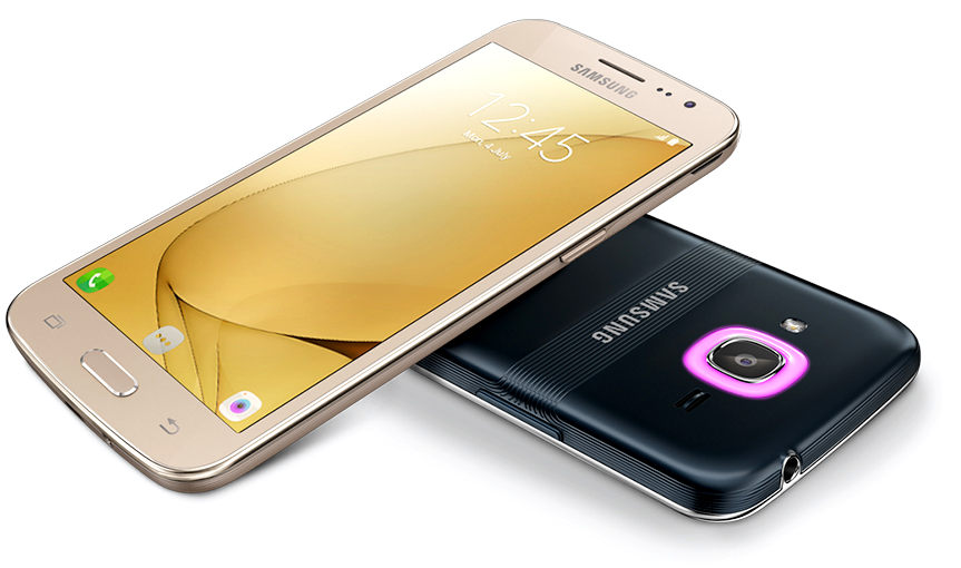 Samsung Galaxy J2 2016 With 5 Inch Hd Display Smart Glow 4g Lte