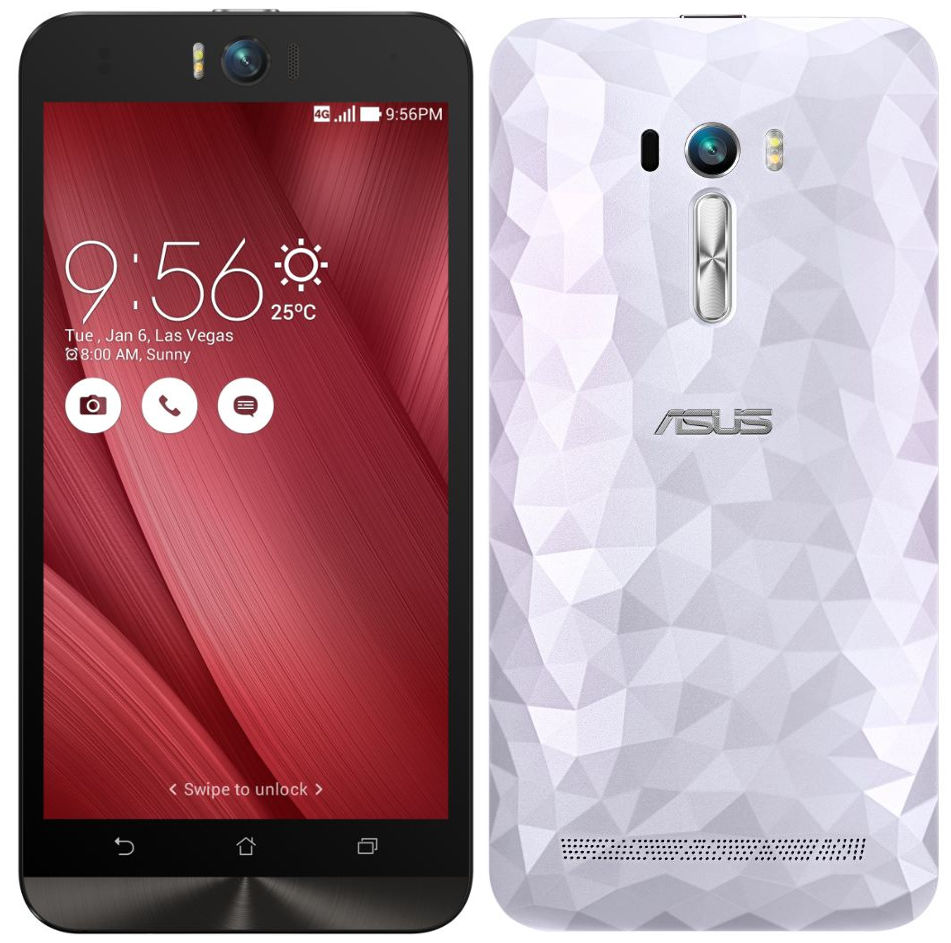 Asus Zenfone Selfie Variant With Diamond Cut Back Launched In India Case 6 For Rs 12999