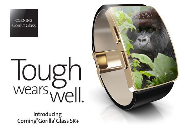 Corning Gorilla Glass SR plus