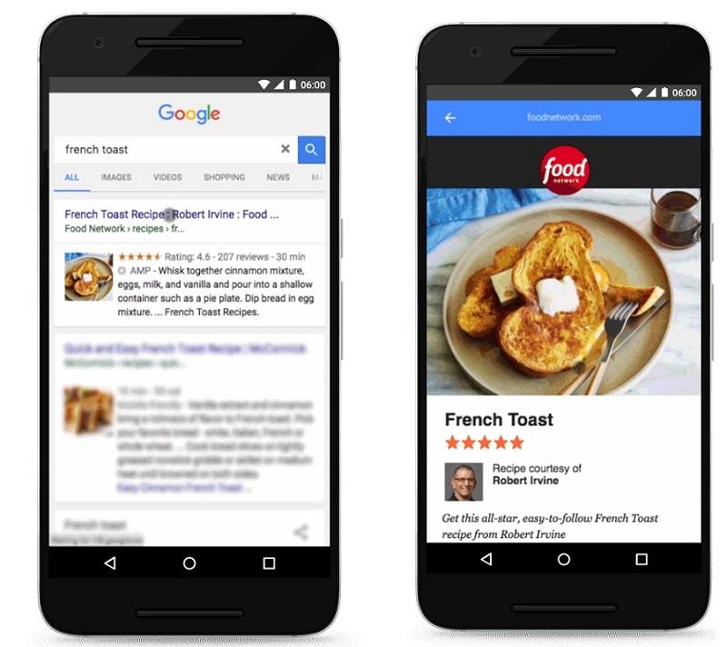 Google AMP search_1