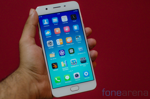 Oppo F1S Review -6