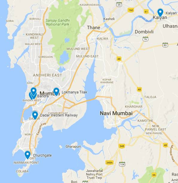 RailWire WiFi services in Mumbai stations