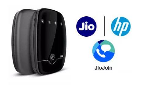 Reliance Jio preview JioFi HP offer