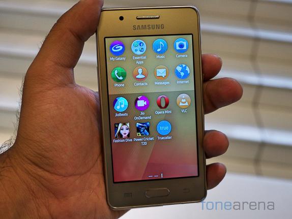 Samsung Z2 Hands On & Gallery