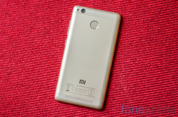 Xiaomi Redmi 3S Review -1