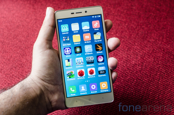 Xiaomi Redmi 3S Review -8