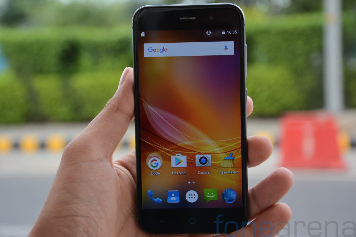 Zte Blade V6 Review Budget Iphone Lookalike