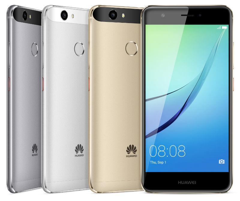 Huawei Nova and Nova Plus with Snapdragon 625, metal body