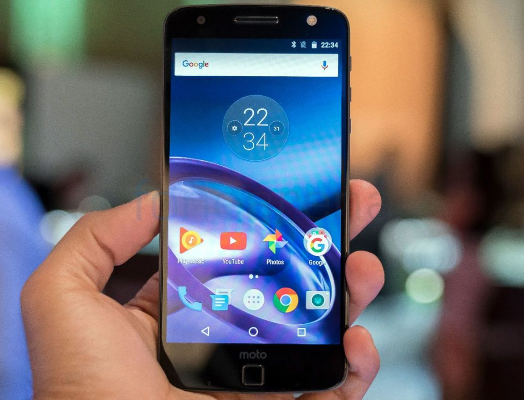 Moto Z with 5 5-inch Quad HD display, Snapdragon 820 launched in