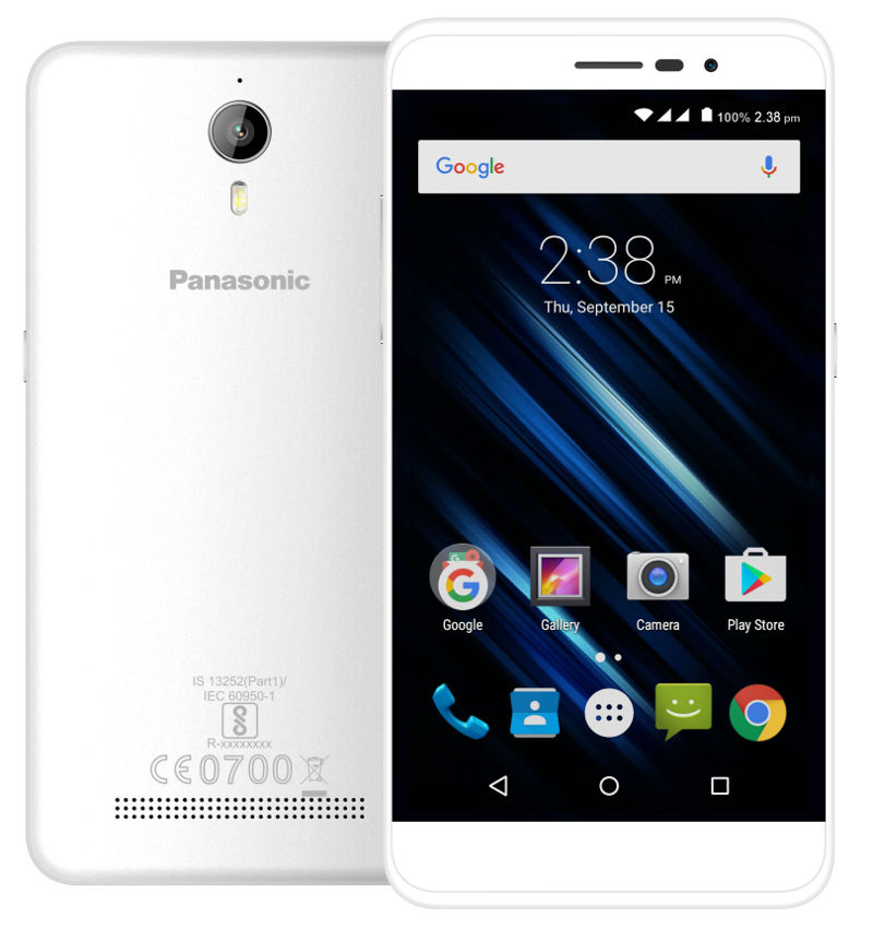 Panasonic P77 with 5-inch HD display, 4G VoLTE available on Flipkart for Rs. 5299 on Dec 8