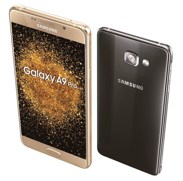 Samsung Galaxy A9 Pro With 4gb Ram 5000mah Battery Launched In