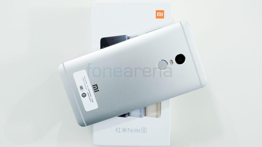 Xiaomi Redmi Note 4 Unboxing