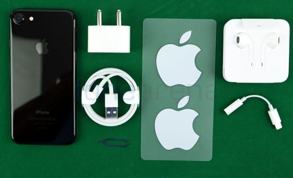 Apple Iphone 7 Jet Black Unboxing