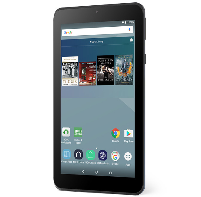 Barnes Noble Nook Tablet 7 With Wifi Android 6 0 Announced For