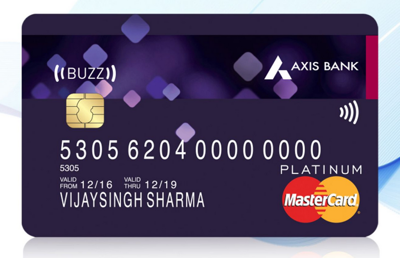 Axis-buzz-credit-card