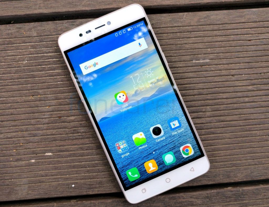 Coolpad Mega 3 Hands On & Photo Gallery