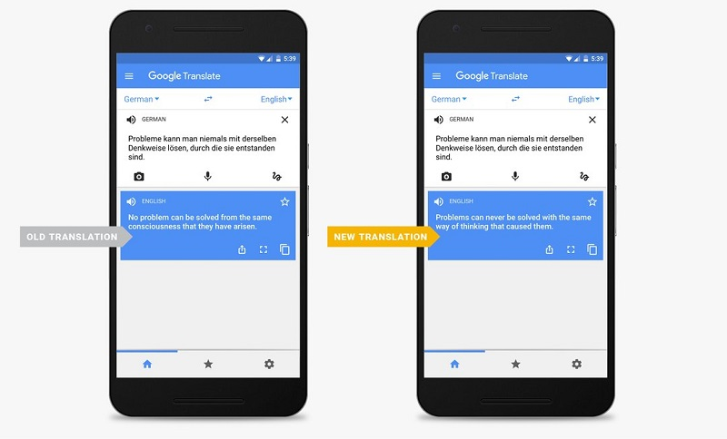 Google Translater