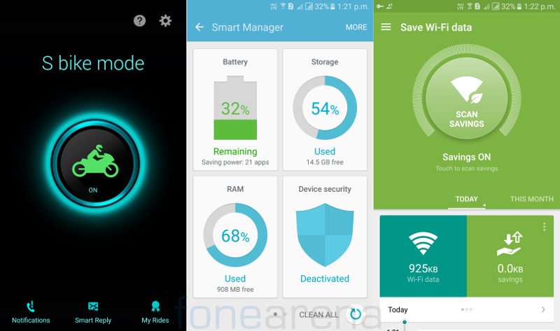 samsung-galaxy-on-nxt-s-bike-smart-manager-ultra-data-savings
