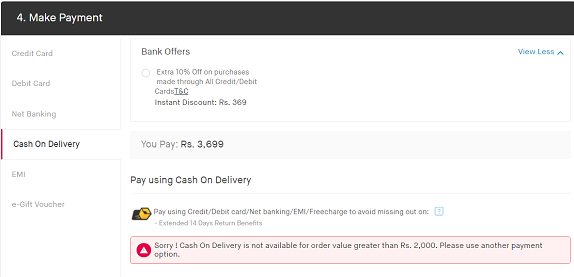 snapdeal-cart-checkout